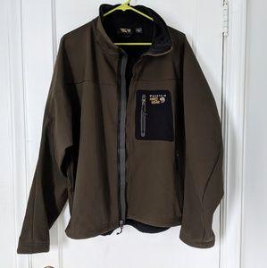 Mountain Hardwear Conduit Softshell Jacket